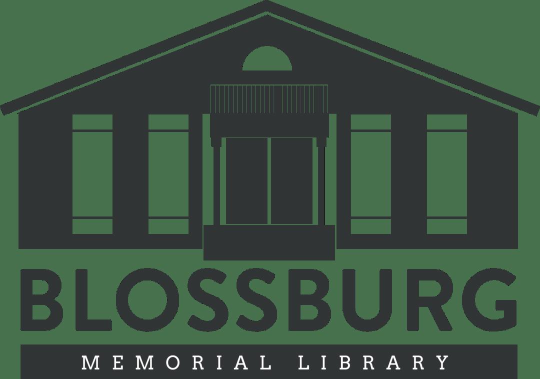 blossburg memorial library logo